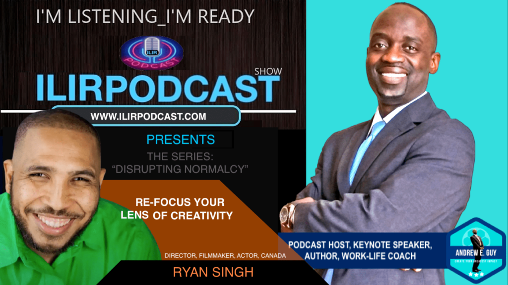 content to cash, RYAN SINGN, ilirpodcast, andrew e guy,
